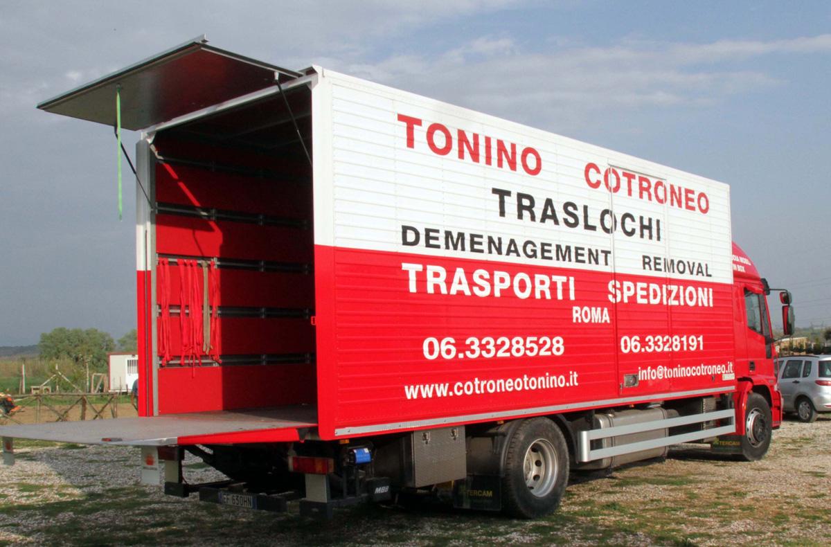trasloco trasporto mobili