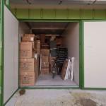 Deposito mobili box singolo