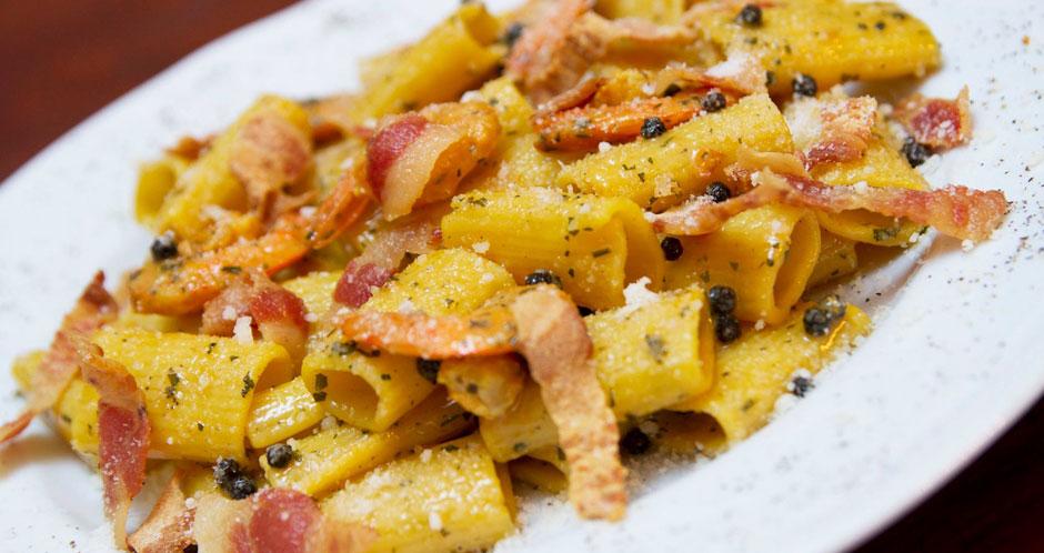 La locanda di tizia e caio propone cucina tipica romana for Cucina tipica romana